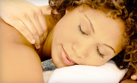 One or Two 60-Minute Massages at Shine Your Light Center (Up to 53% Off)
