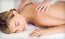 One 60-Minute Massage or Three 30-Minute Massages at Gurnee Wellness Group (Up to 51% Off)