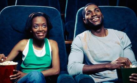 Movie and Unlimited Popcorn for Two or Four at Hudson Mall Cinemas (Up to 68% Off)