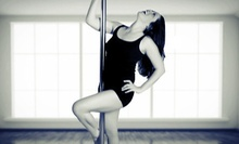 $15 for a 90-Minute Introductory Pole-Fitness Signature Dance Class at Flirt Fitness ($30 Value)