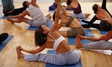 One Month of Unlimited Yoga Classes or 15 Yoga Classes at Portland Power Yoga (Up to 60% Off)