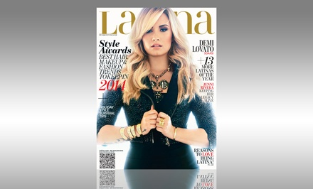 1-Year, 10-Issue Subscription to Latina Magazine