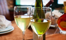 Wine Tasting for Two or Four with Souvenir Wineglasses and Wine Bottles at Warm Springs Winery (Up to 55% Off)
