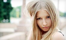 Cut with Blowout or Three Blowouts at Hugo Salon and Spa (Up to 62% Off)