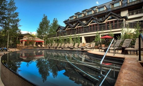 Stay with Resort Fee at Vail Cascade in Vail, CO