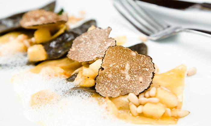 Ristorante Sant'Agostino - Sant'Agostino (FE): Menu con specialità a scelta al tartufo e vino da 29,90 €