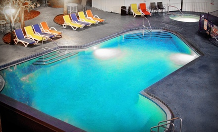 Stay at Ramada Kissimmee in Greater Orlando, with Dates into June