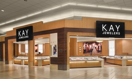 $50 for $100 Worth of Jewelry at Kay Jewelers at Posner Commons
