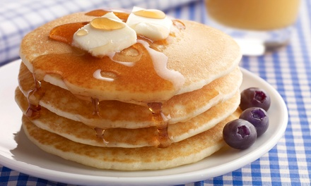 Four Groupons, Each Good for $5 Worth of American Food at Chefo's Pancake House (Up to 50% Off)