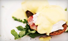 New American Sunday Brunch or Lunch Monday–Saturday for Two or Four at Vintage (Up to 53% Off)