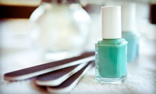 One or Three Mani-Pedis at Salon Paz (Up to 59% Off)