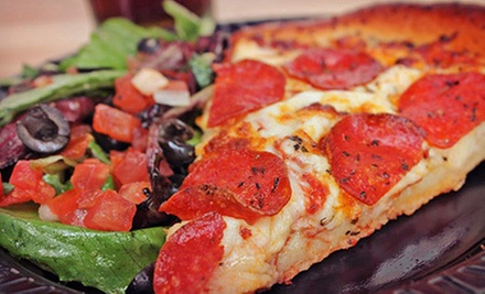 $10 for $20 Worth of Pizzeria Cuisine at Westside Pizza of Lompoc
