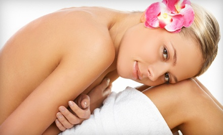 $95 for a Spa Package with Haircut and Style, 60-Minute Massage, and Facial at Madison Avenue Style (Up to $195 Value)
