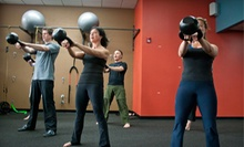 12-Week Body-Transformation Challenge or One Month of Twice-Weekly Classes at Kettlebility (Up to 67% Off)