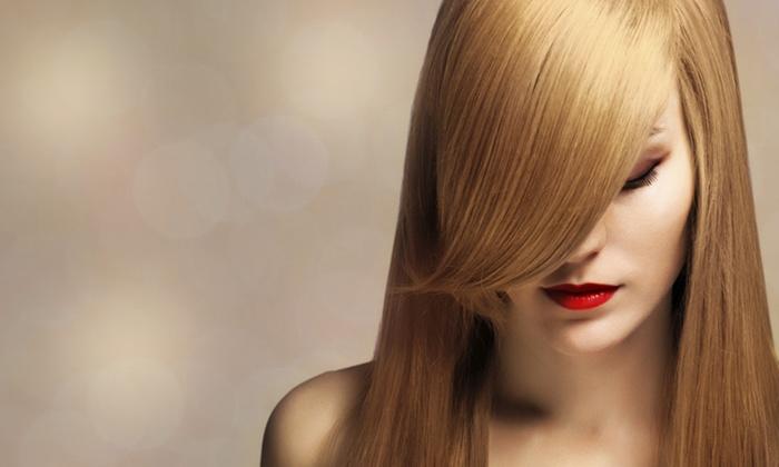 Delectable Beauty Spa - Johannesburg: Brazillian Blow Out and Cut at Delectable Beauty Spa