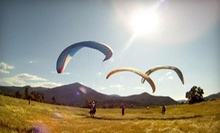 Introductory Paragliding Lesson for One or Two from Flying Lizard Paragliding (Up to 49% Off)