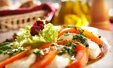 $15 for Three Groupons, Each Good for $10 Worth of Italian Food at Cinecitt Ristorante &amp; Bar ($30 Total Value) 