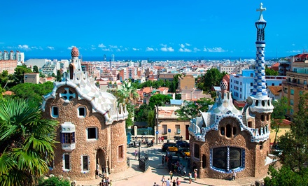 Groupon Deal: ✈ 8-Day Spain Vacation with Airfare. Price/Person Based on Double Occupancy.