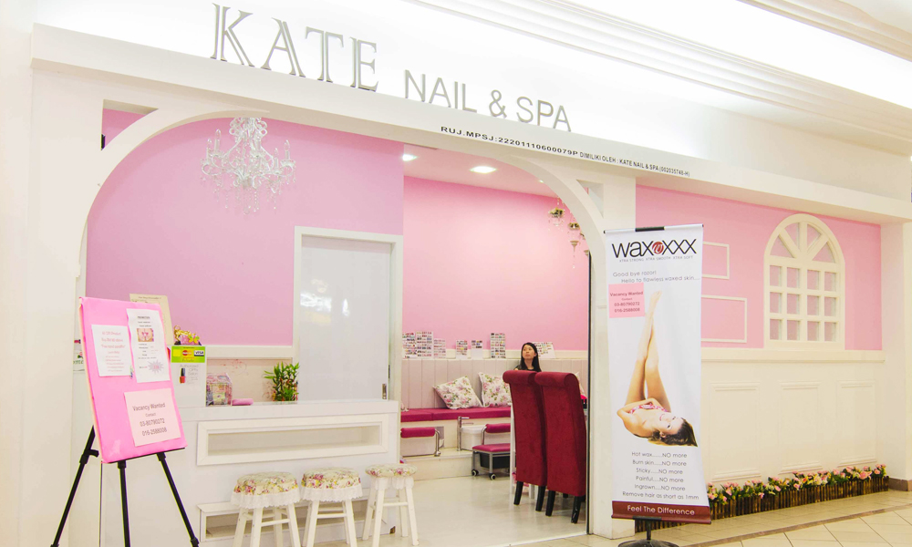 Kate nail spa klang deal of the day groupon klang for 33 fingers salon groupon