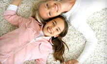 Three or Four Rooms of Carpet Cleaning from Sweettouch Carpet Cleaning (Up to 77% Off)