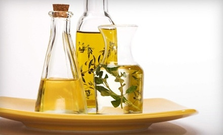 Three or Six Gourmet Olive Oils, or $10 for $20 Worth of Italian Foods from Formella Gourmet (Up to 58% Off)