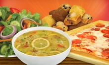 $10 for Two Groupons, Each Good for $10 Toward Buffets at Souper Salad ($20 Total Value)