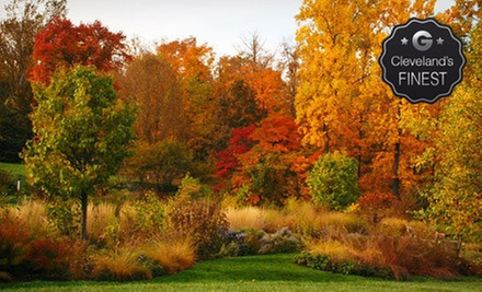 Visit for Two or Four to The Holden Arboretum (Up to Half Off)