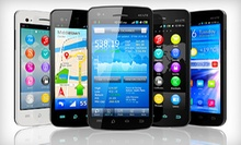 $20 for $40 Worth of Smartphones and Accessories at Shock City Cellular