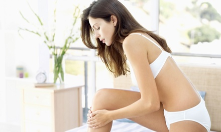 Six Treatments on a Small, Medium, or Large Area at The Fountain Laser Hair Removal (Up to 86% Off)