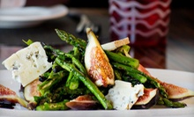 European Fusion Bistro Cuisine for Lunch or Dinner at Nosh Euro Bistro (Half Off)