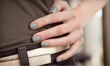One or Two Classic Organic Manicures with Shellac Polish at Beaut Lgre (Up to 58% Off)