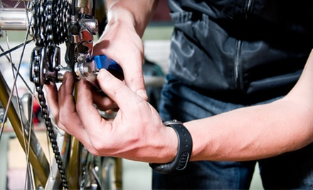 $35 for a Deluxe Bicycle Tune-Up at Bicycle South Windsor LLC ($69.99 Value)