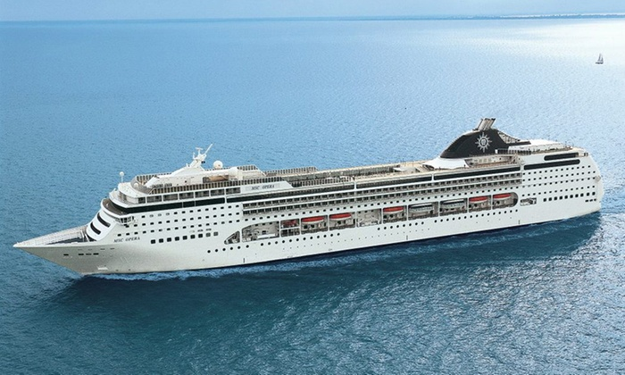 MSC Cruises - Cape Town: MSC Luxury Cruise: Portuguese Islands Aboard the MSC Opera - Up to 45% Discount on Cabin Fare