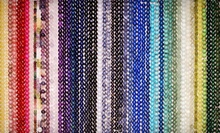 $20 for $40 Worth of Beads, Classes, Jewellery, and Supplies at Canada Beading Supply