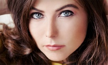 Underarm, Facial, or Eyebrow Threading at Studio Nazaar (Half Off)
