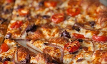 $10 for $20 Worth of Casual Italian Cuisine and Drinks at Pritty Boys Family Pizzeria