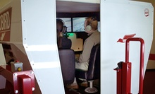 $62 for a Discovery Flight in a Full-Motion Flight Simulator at CRAFT ($125 Value)