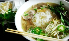 Vietnamese Cuisine for Lunch or for Dinner Monday–Thursday or Friday–Sunday at Simply It (Up to 53% Off)