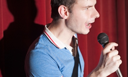 Anderson Comedy Presents The Gas for Two or Four at Great Scott (Up to 55% Off)