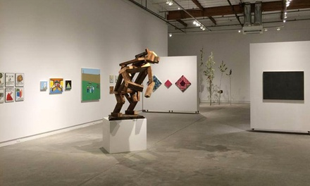 Dual-, Family-, or Collectors-Memberships to Verge Center for the Arts (Up to 50% Off)