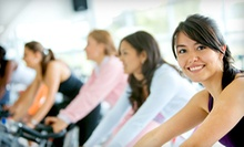 Six Fitness Classes or Two-Month Unlimited Fitness Membership at Ladies Fitness (Up to 55% Off)