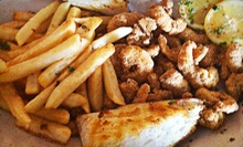 Gumbo, Po' Boys, and Other Cajun Dishes for Lunch or Dinner at Andria's Cajun Cuisine (Half Off)