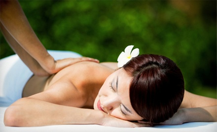 One or Two 60-Minute Swedish Massages at Healing Hands by Sherrie (Up to 57% Off)
