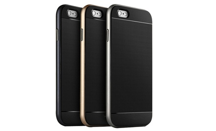 iPM Slim Armor Hybrid Shockproof Hard Case Cover for Apple iPhone 6 or 6 Plus from $9.99–$11.99