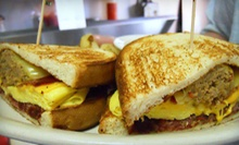 $15 for Three Groupons, Each Good for $10 Worth of American Food at Bertha's Diner ($30 Total Value)