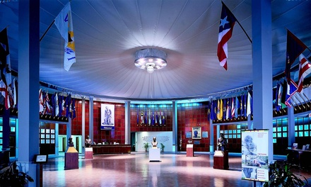 Admission to the National Museum of the Mighty Eighth Air Force for Two or Four (Up to 50% Off)