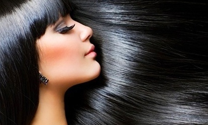 Muna Style Saloon - Al Zahiyah: [Up to 88% off] Crystal Keratin Hair Straightening & more starting from AED 249 at Muna Style Saloon