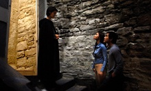 Torontos Haunted Walk or Ghosts and Spirits of Old Town Tour for Two from Haunted Walks (Up to 52% Off)