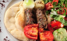 Middle Eastern Food at Al-Zaituna (Up to 53% Off)