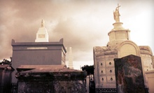Cemetery Walking Tour for Two or Four from French Quarter Phantoms (Up to 63% Off)
